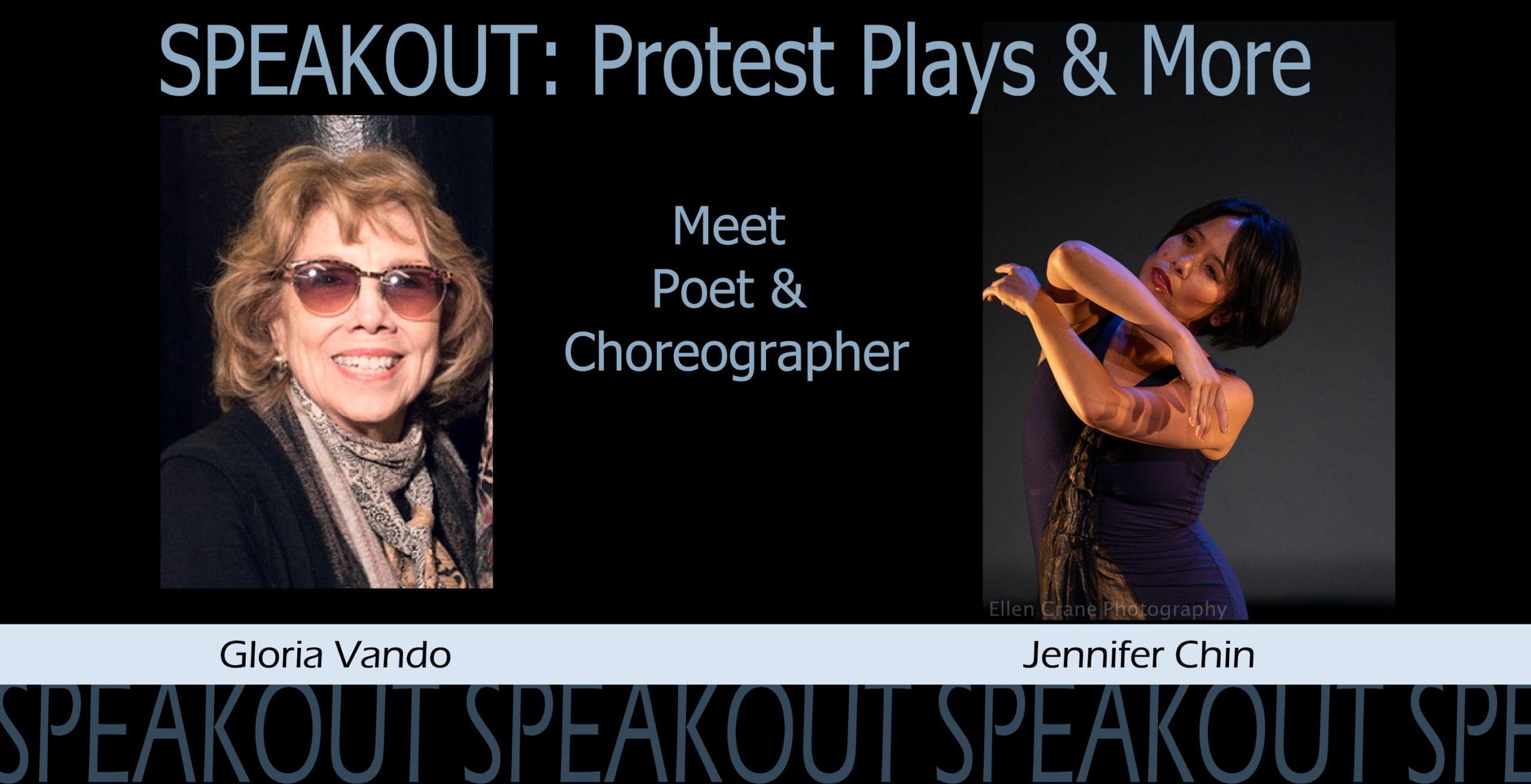 Poet and Choreographer